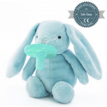 MiniKOiOi | Sleep Buddy | Blauw Konijn