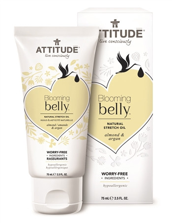 ATTITUDE | Blooming Belly | Verzorgende Olie