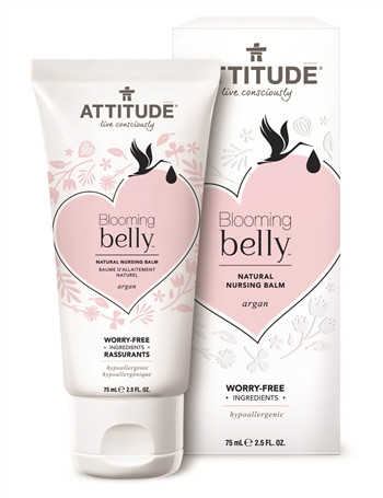 ATTITUDE | Blooming Belly | Tepelbalsem