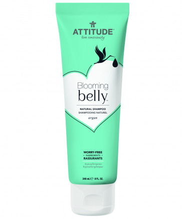 ATTITUDE | Blooming Belly | Natural Shampoo