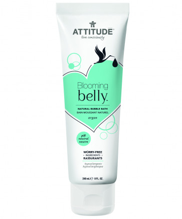 ATTITUDE | Blooming Belly | Natural Bubble Bath