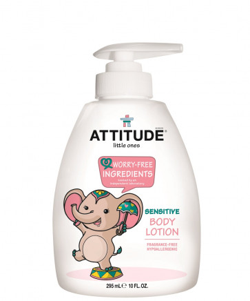 ATTITUDE | Little Ones | Bodylotion | Parfumvrij | 300ml