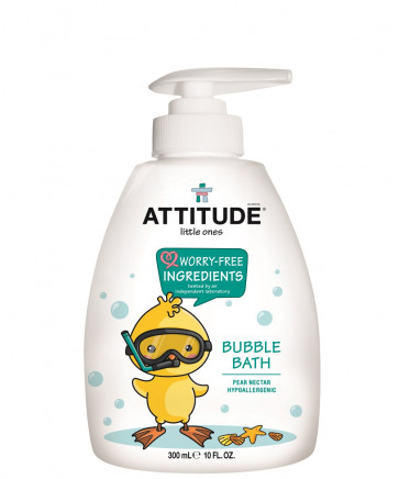 ATTITUDE | Little Ones | Bubbelbad | Pear-Nectar | 300ml