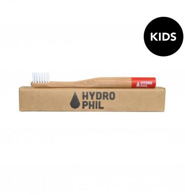 Hydrophil | Tandenborstel | Kids | Rood