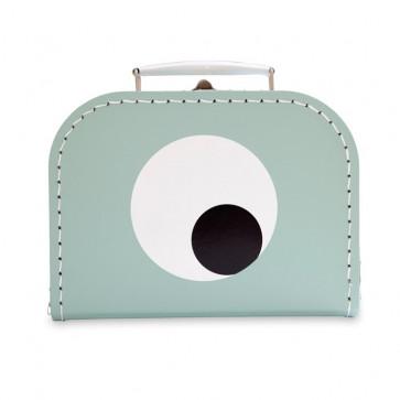 Olli+Jeujeu | Koffertje | Eye | Mint