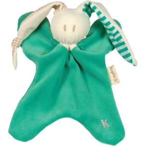 Keptin-Jr | Knuffeldoekje | Toddel | Aqua