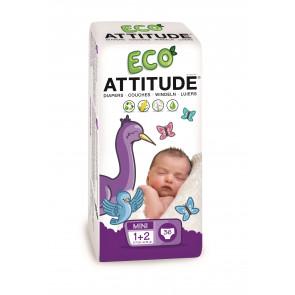 ATTITUDE | Little Ones | Eco-luier | Maat 1-2 | 36 stuks