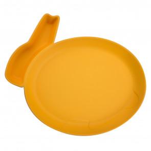 JJ Rabbit   dipPLATE   Konijn   Oranje