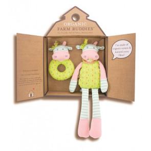 Apple Park | Organic Farm Buddies | Cadeauset | Belle the Cow