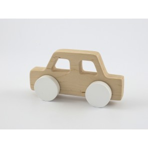 Pinch Toys | Retro 80's | Car | White