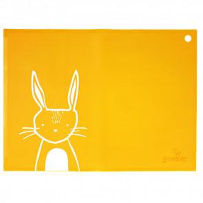 JJ Rabbit | siliMATs | Konijn | Oranje