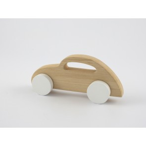 Pinch Toys | Sports Cars | Beetle | White