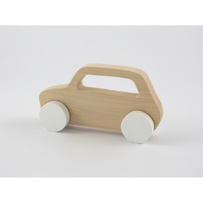 Pinch Toys | Vintage Cars | Mini | White