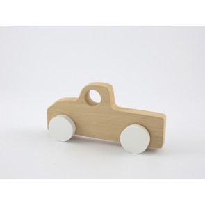 Pinch Toys | Vintage Cars | Truck | White