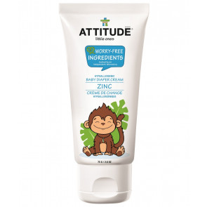 ATTITUDE | Little Ones | Luieruitslag Creme - Zink | 75ml