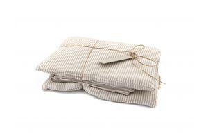 Bedding | Natural Stripes