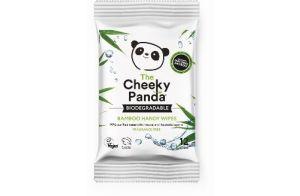 The Cheeky Panda | Vochtige doekjes | Reisverpakking