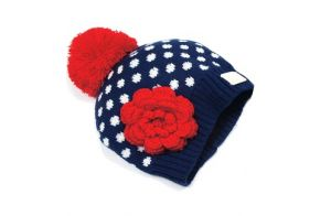 Blade & Rose | Muts | Crochet Flower